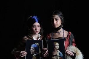Vermeer / da Vinci