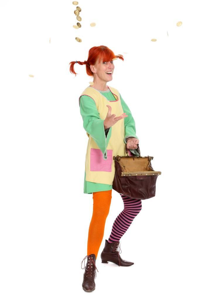 Kostuem Verleih Damen Karneval Pippi Akki Kostümfundus