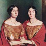 Theodor Chasseriau die Schwestern des Malers