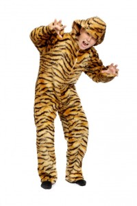 Overall im Tigerprint